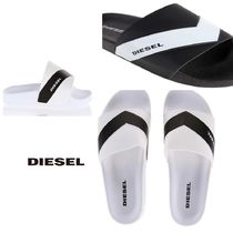 DIESEL Street Style Shower Shoes Shower Sandals