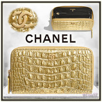 CHANEL TIMELESS CLASSICS Calfskin Other Animal Patterns Accessories