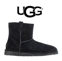 UGG Australia CLASSIC UNLINED Casual Style Leather Shoes
