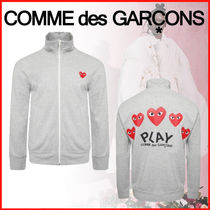 COMME des GARCONS Street Style Track Jackets