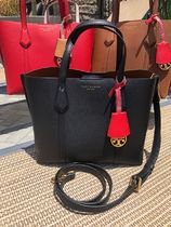 Tory Burch Casual Style 2WAY Plain Crossbody Totes