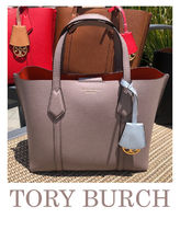 Tory Burch Casual Style 2WAY Plain Totes