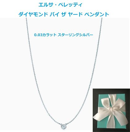 Chain Silver With Jewels Elegant Style Necklaces & Pendants