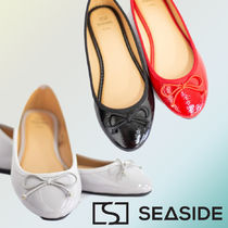 SEASIDE Plain Ballet Shoes