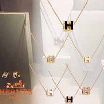 HERMES Unisex Necklaces & Chokers