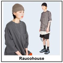 Raucohouse Unisex Street Style Knit Hats