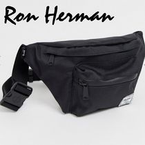 Ron Herman Casual Style Street Style Plain Shoulder Bags
