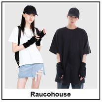 Raucohouse Unisex Street Style Plain Gloves Gloves