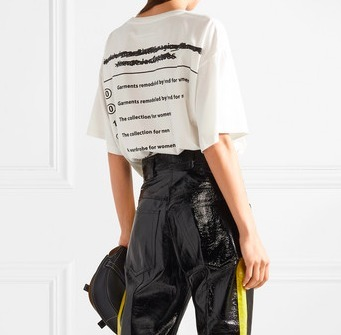 shop mm6 maison margiela clothing