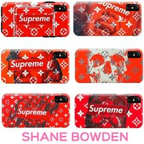 SHANE BOWDEN Unisex Street Style Collaboration Smart Phone Cases