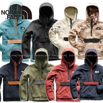 THE NORTH FACE Street Style Long Sleeves Hoodies