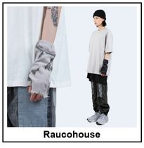 Raucohouse Unisex Street Style Gloves Gloves