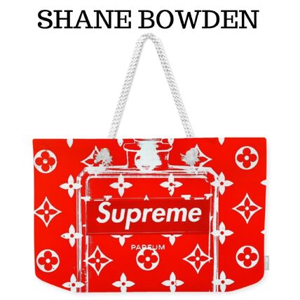 Unisex Street Style Collaboration Totes