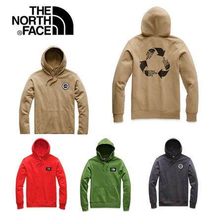 THE NORTH FACE Hoodies Pullovers Unisex Long Sleeves Hoodies