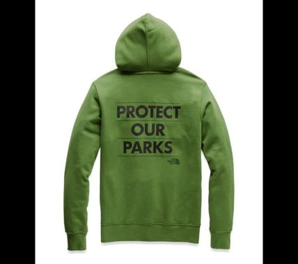 THE NORTH FACE Hoodies Pullovers Unisex Long Sleeves Hoodies 7
