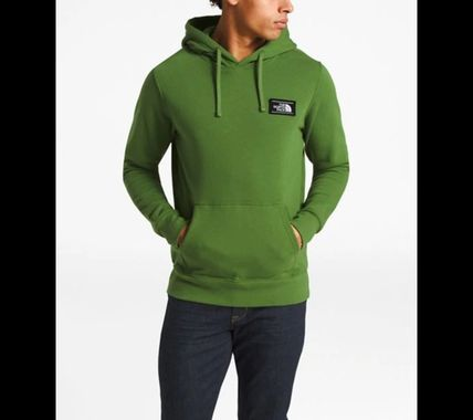 THE NORTH FACE Hoodies Pullovers Unisex Long Sleeves Hoodies 8