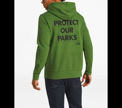 THE NORTH FACE Hoodies Pullovers Unisex Long Sleeves Hoodies 9