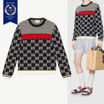 GUCCI Long Sleeves Knits & Sweaters