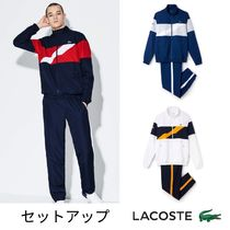 LACOSTE Street Style Top-bottom sets