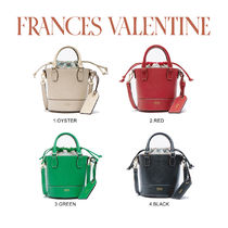 FRANCIS VALENTINE Casual Style Shoulder Bags