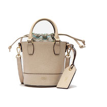 FRANCIS VALENTINE Casual Style Logo Shoulder Bags