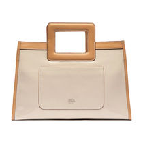FRANCIS VALENTINE Casual Style Office Style Elegant Style Totes