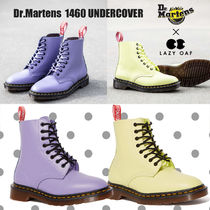 Dr Martens 1460 Round Toe Rubber Sole Casual Style Street Style