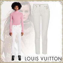 Louis Vuitton Cotton Skinny Pants