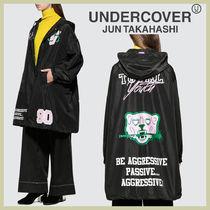 UNDERCOVER Casual Style Plain Medium Outerwear