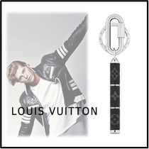 Louis Vuitton  2019-20AW LV SCREWDRIVER BAG CHARM AND KEY HOLDER silver