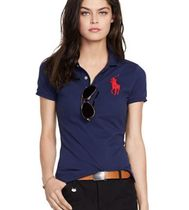 POLO RALPH LAUREN Casual Style Cotton Medium Short Sleeves Polos