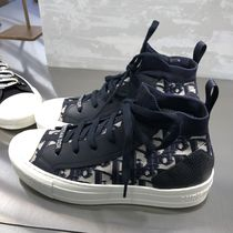 Christian Dior Lace-up Low-Top Sneakers