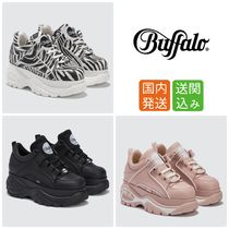 Buffalo LONDON Platform Casual Style Platform & Wedge Sneakers