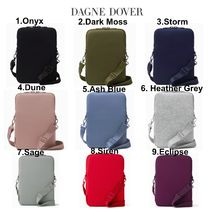 DAGNE DOVER Casual Style Plain Office Style Shoulder Bags