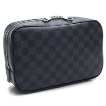 Louis Vuitton DAMIER COBALT PVC Clothing Bags N47523