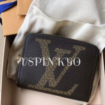 Louis Vuitton ZIPPY COIN PURSE Monogram Unisex Accessories