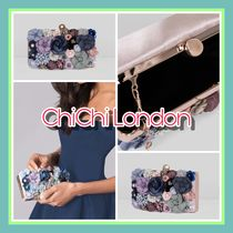 Chi Chi London Flower Patterns Party Style With Jewels Party Bags