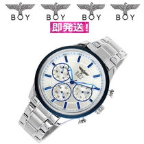 BOY LONDON Studded Street Style Analog Watches