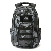 THE NORTH FACE Unisex Street Style Plain Home Party Ideas Backpacks