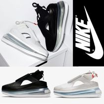 Nike AIR MAX 720 Casual Style Unisex Street Style Leather Sandals