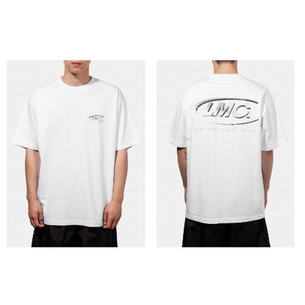 LMC More T-Shirts Street Style Cotton Short Sleeves T-Shirts 8