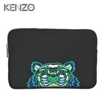 KENZO Casual Style Clutches
