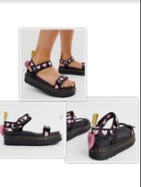 Dr Martens Heart Open Toe Casual Style Collaboration Sandals