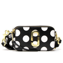 MARC JACOBS Dots Casual Style Crossbody Shoulder Bags