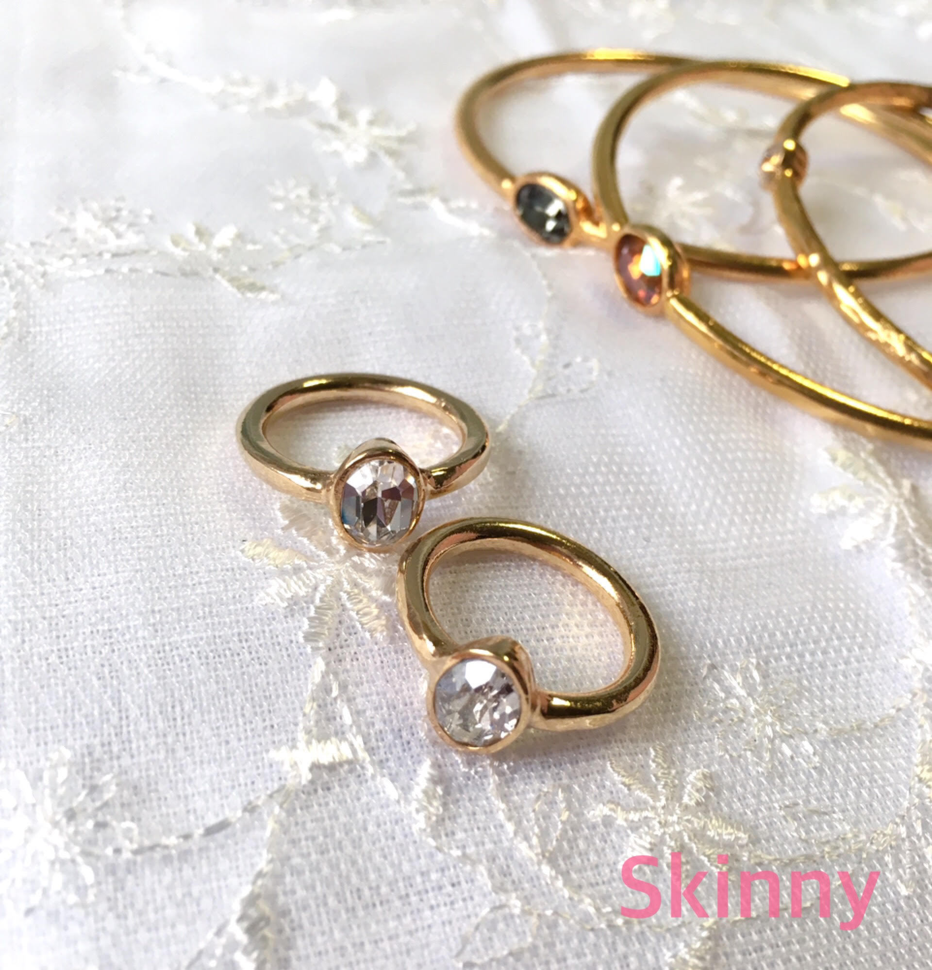 shop skinny accessories