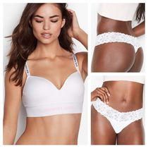 Victoria's secret Plain Lace Lingerie Sets