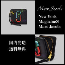 MARC JACOBS Snapshot Folding Wallets