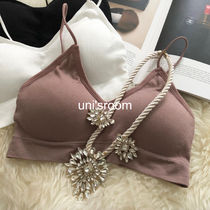 Plain Cotton Bras