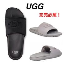 UGG Australia Street Style Plain Shower Shoes Shower Sandals