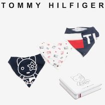 Tommy Hilfiger Unisex Street Style Co-ord Baby Girl Bibs & Burp Cloths